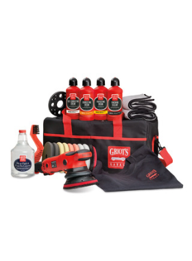 Griots Garage Boss Detailing Kit